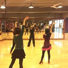 成人拉丁舞新课程开课啦