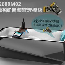 唯创知音WT2600蓝牙音频浴缸蓝牙方案蓝牙音箱音频MP3方案