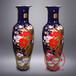 花开富贵瓷器花瓶开业礼品花开富贵花瓶陶瓷大花瓶
