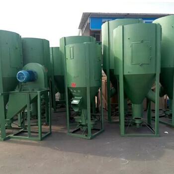 2000型農用立式飼料機自吸式蛋雞養殖場飼料粉碎攪拌機