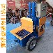 建筑机械二次构造柱泵液压细石混凝土输送泵浇筑泵
