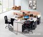 职员办公桌屏风隔断员工位现代简约办公家具低价处理