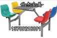 陕西餐桌椅钢制餐桌椅学生餐桌椅批发零售