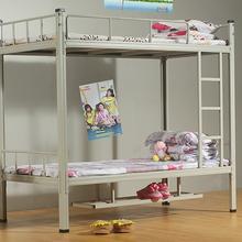 陕西双层床钢制双层床厂家直销世杰双层床结实耐用经济实惠