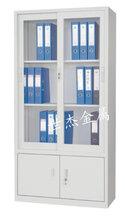 陕西世杰厂家办公文件柜对开门文件柜档案柜凭证柜供应质量保证