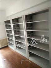 书架生产厂家西安书架优质图书馆书架厂家直销送货图片