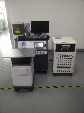 浙江200瓦小五金激光點焊機圖片