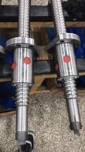 双螺帽型FDI10016-上银滚珠丝杠R100-16T4/T6-FDI图片