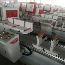 忻州全套斷橋鋁門窗設備標準的有幾臺廠家報價圖片