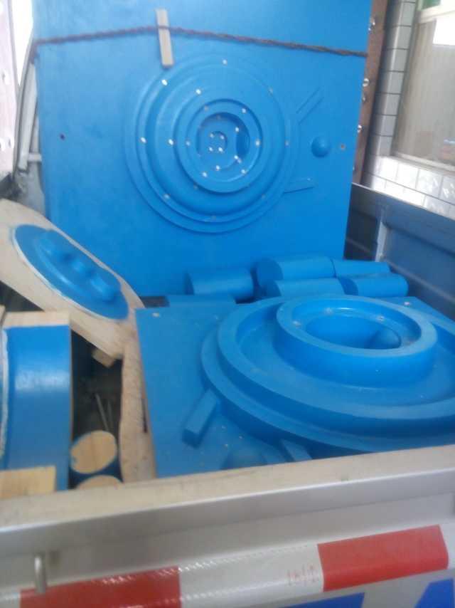 怒江四軸木模雕刻機鑄造木模用的數控雕刻機