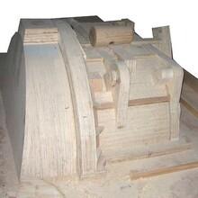 霍邱2040木模雕刻機價格鑄造木模用的數控雕刻機圖片