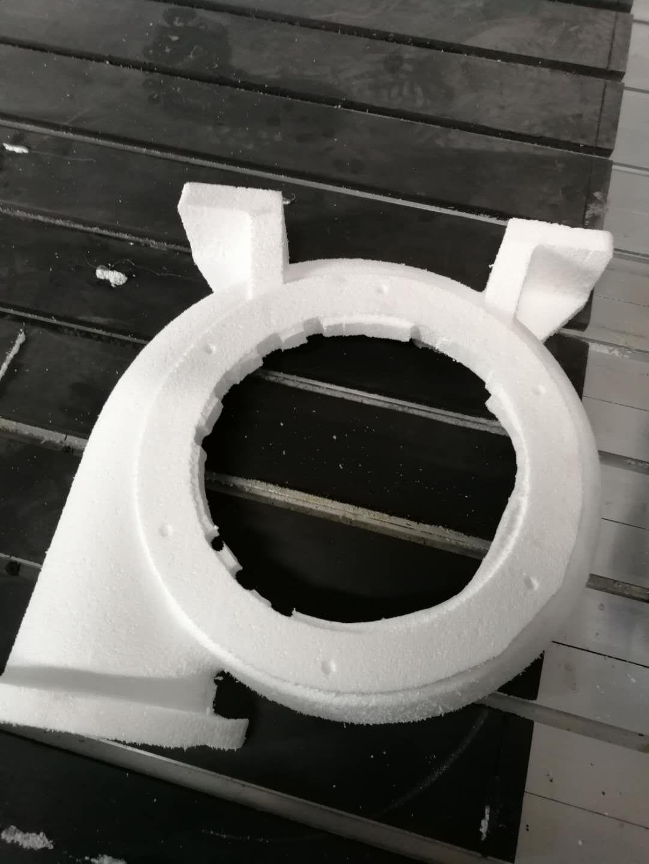 上海生產泡沫模具的四軸泡沫雕刻機價格