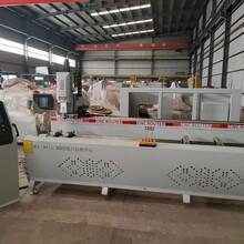 北京鋁合金數控鉆銑床生產廠家/6米鋁型材數控鉆銑加工中心價格圖片