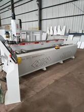 安徽鋁幕墻數控鉆銑床價格/3000鋁型材數控鉆銑床廠家價格圖片