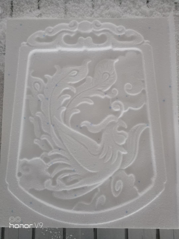泡沫模具制作用的雕刻機浴缸模具雕刻機