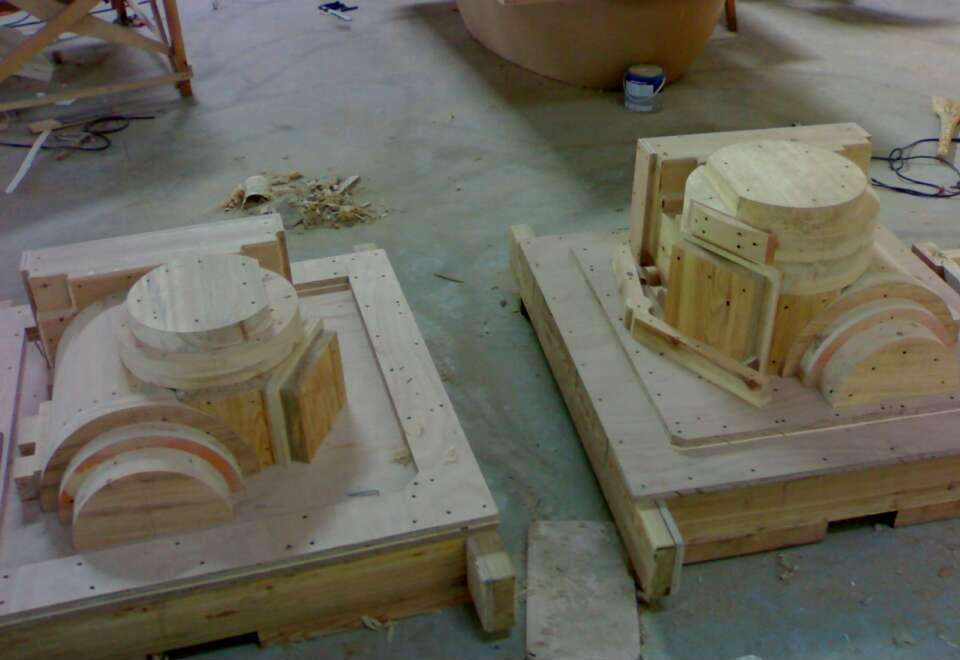 1325石板浮雕雕刻机石材圆雕机