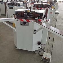 一整套斷橋鋁門窗加工設備包括的機器和報價圖片