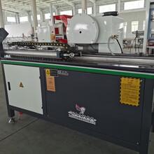 宜昌50平開窗加工設備包含的機器和報價圖片