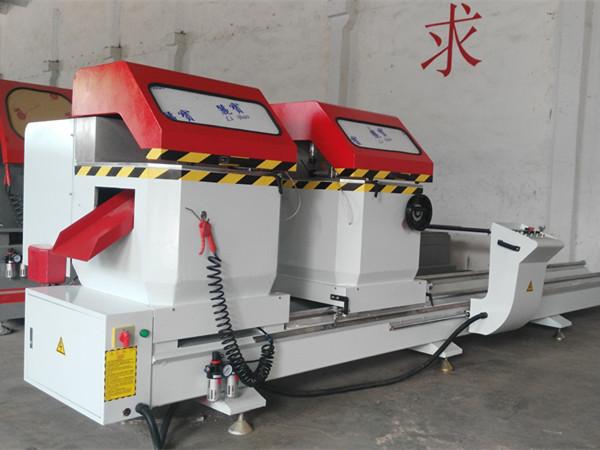 滄州全套的斷橋鋁門窗機器質量的好廠家品牌