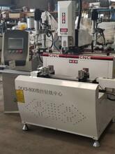 金華全套鋁門窗加工機器數量和機器報價圖片