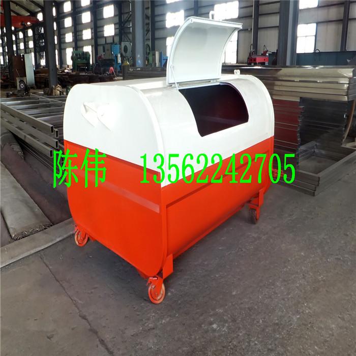 大型焊接垃圾箱山东枣庄福兴厂家
