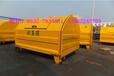 地埋式垃圾箱,大型环卫垃圾箱生产厂家