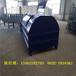五征钩臂式车厢可卸式大型铁皮式垃圾箱