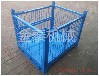 厂家直供金属美固笼周转箱折叠式仓储笼