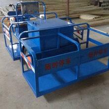 北京工厂直销电动环卫四桶垃圾车图片