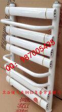 铜铝复合暖气片卫生间铜铝复合小背篓暖气片散热器毛巾架壁挂式家用散热器