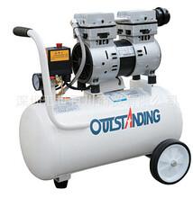 奥突斯OTS-750W-30L无油静音小型空压机空气压缩机1P铜线气泵