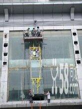 广东供应电动玻璃吸盘出租吊篮高空安装玻璃