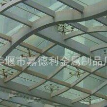 广东专业玻璃雨棚安装点式玻璃雨棚制作更换维修工程