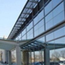 广州鑫海承包广东省内更换幕墙玻璃/幕墙玻璃开窗/建筑幕墙工程承包