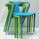 家具餐椅酒店靠背椅子复古户外椅塑料简约咖啡椅洽谈餐椅