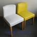 实木酒店餐椅靠背软包椅厂家批发定制实木脚饭店椅子