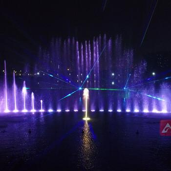 浙江溫州(杭州)昂首音樂噴泉設計、安裝、維修、維護一體化