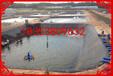 三门岛高位池养虾黑膜国标黑色光面幅宽6米厚度0.35mm一件300平米厂家直销