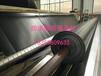江西黑膜垃圾填埋场覆盖1.0mm土工膜美标黑色光面山东生产厂家直销