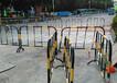 龙华安全隔离栏价格,临时铁马护栏,龙华安全防护栏报价