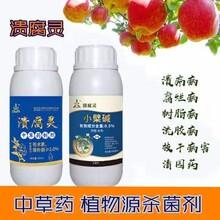 臍橙園區柑橘沃柑有機殺菌劑投入產品靚果安潰腐靈圖片
