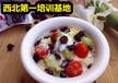 甜品水果撈培訓哪家好咸陽學甜點西米露做法