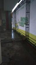 深圳市大型喷绘写真制作拉网展架签名墙设计制作