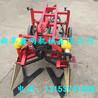 四轮带花生收获机农用平铺式花生收获机价格收果机