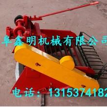 挖红薯的机器哪有卖的鑫明大型薯类挖掘机单垄土豆收获机直销价图片