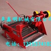 鑫明制造多规格挖地瓜挖掘机薯类挖掘机价格拖拉机带红芋收获机图片图片