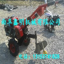 四冲程柴油汽油微耕机节能省油小型犁地除草开沟机厂家
