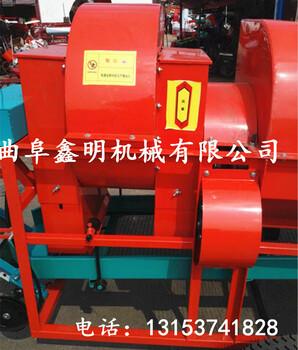 亳州花生摘果机操作简单喂入式干湿两用摘果机价格