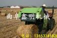 牵引式小麦秸秆打包机秸秆捡拾自动打捆机打捆机型号