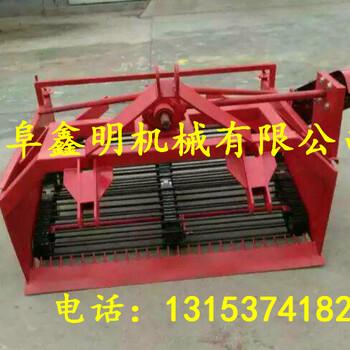 甘肃礼县地瓜土豆挖掘机四轮带红薯收获机挖地瓜设备价格